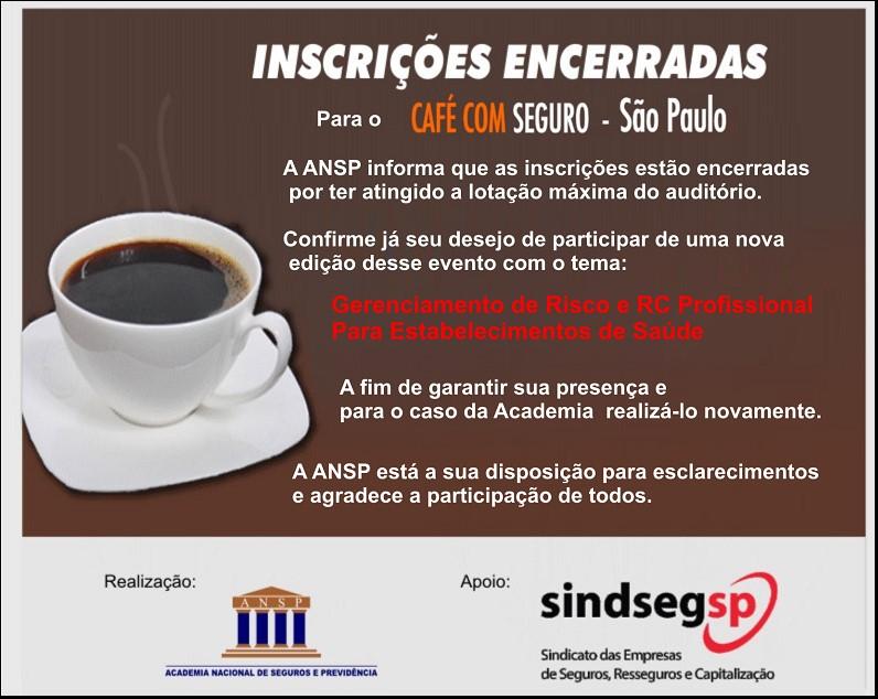 RC Profissional em Saúde é tema de debate em São Paulo