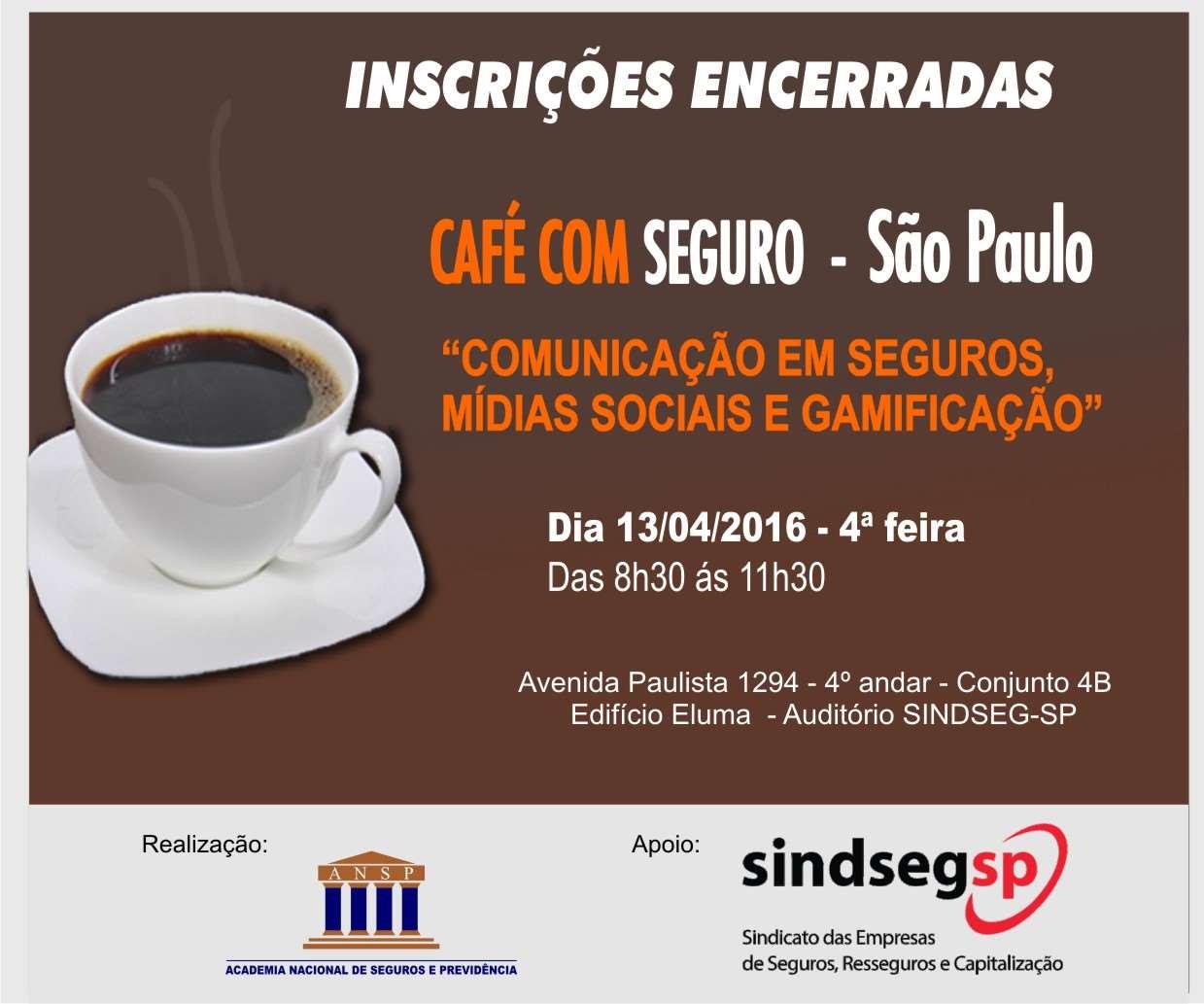 ANSP abordará Comunicação em Seguros, Mídias Sociais e Gamificação em evento