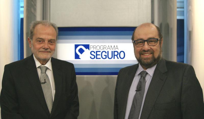 Fernando Simões, diretor do Sindseg SP e da ANSP, participa do Programa Seguro