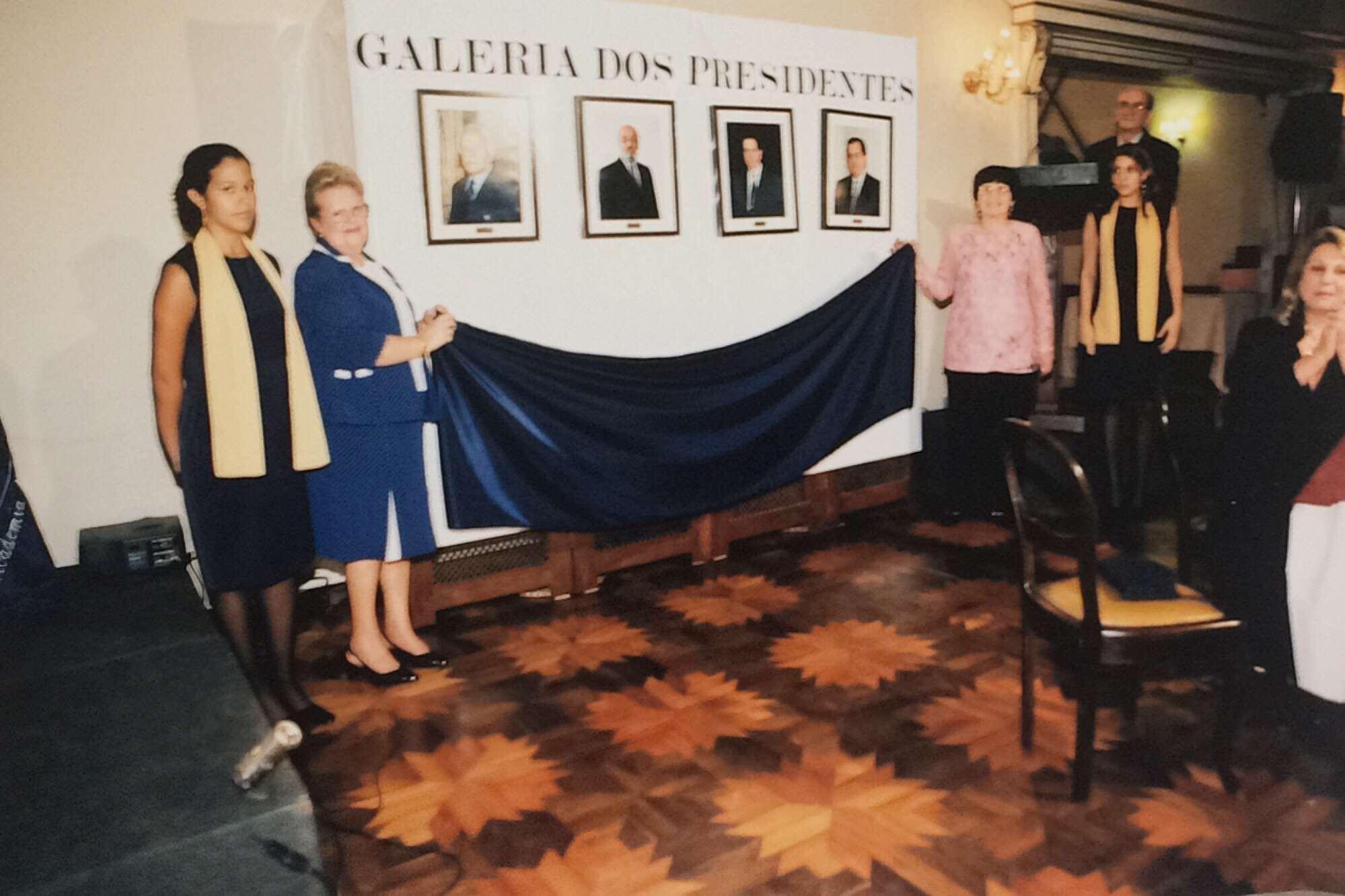 II Encontro de Acadêmicos – 2002