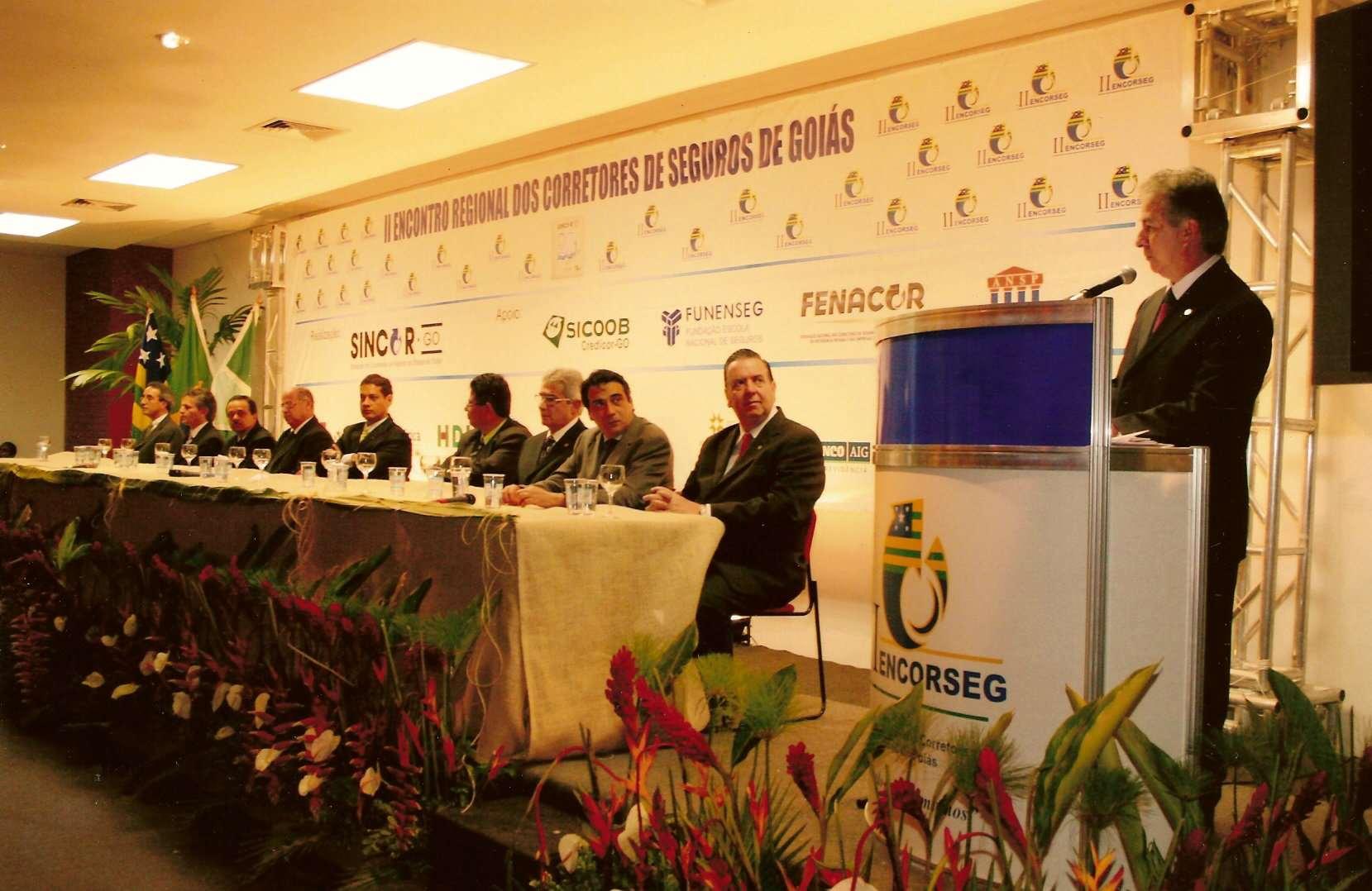 Participação ANSP – ENCORSEG – 2006