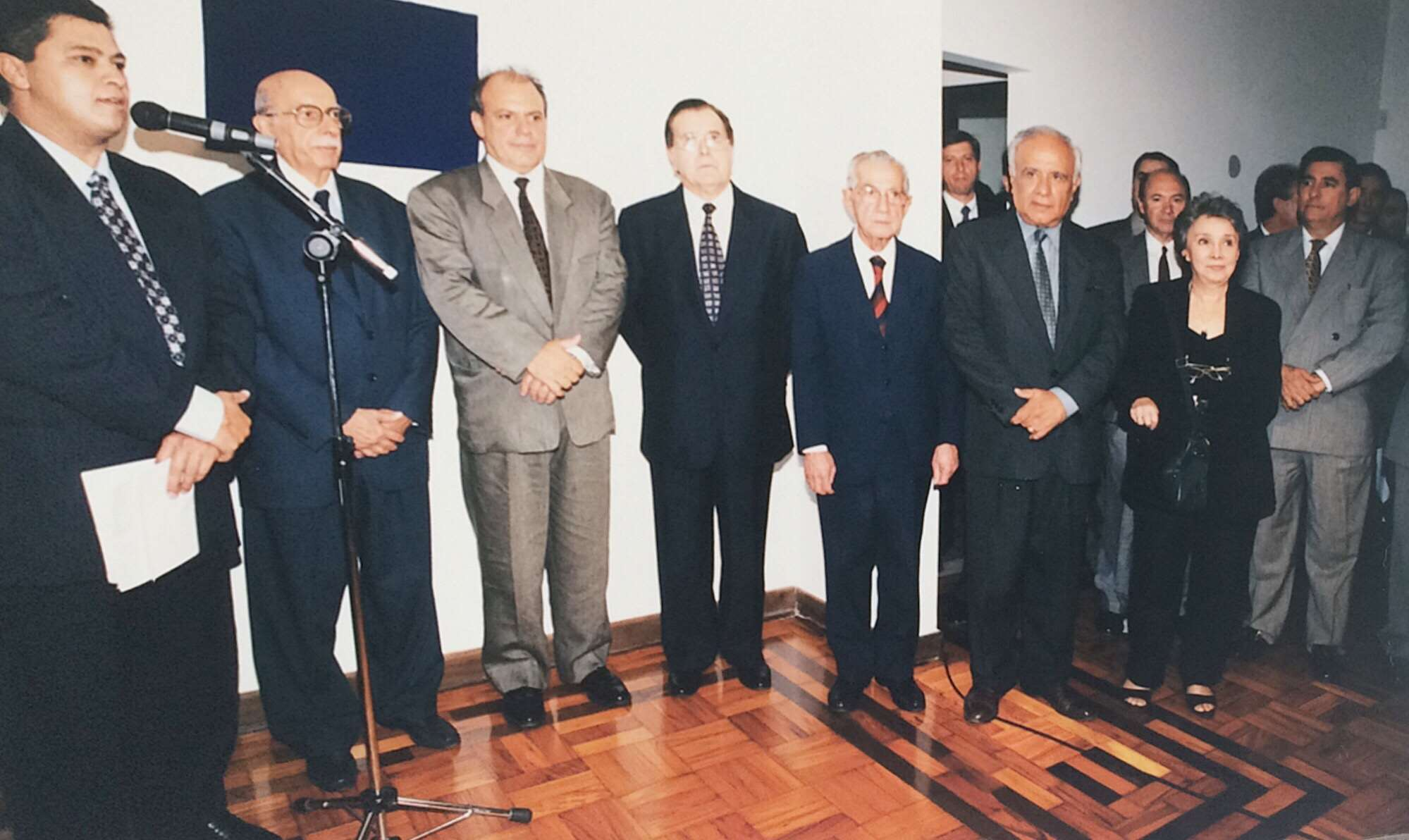 Inauguração da Sede – 2000
