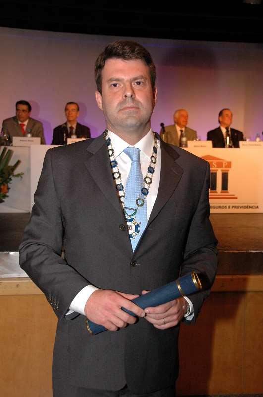 Posse de novos Acadêmicos – 2008