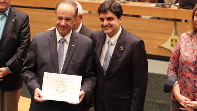 Moção de louvor DF – Mauro César Batista – ANSP