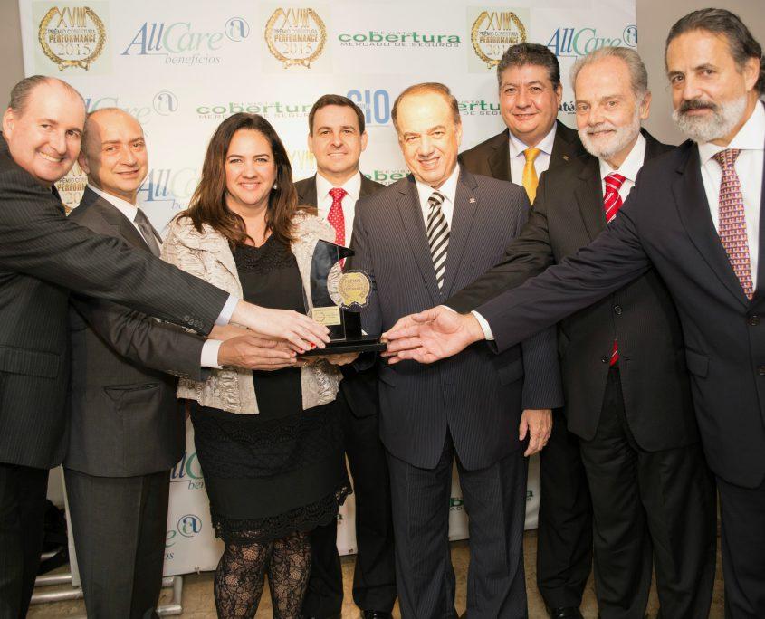 ANSP é a entidade do ano no Prêmio Cobertura 2015