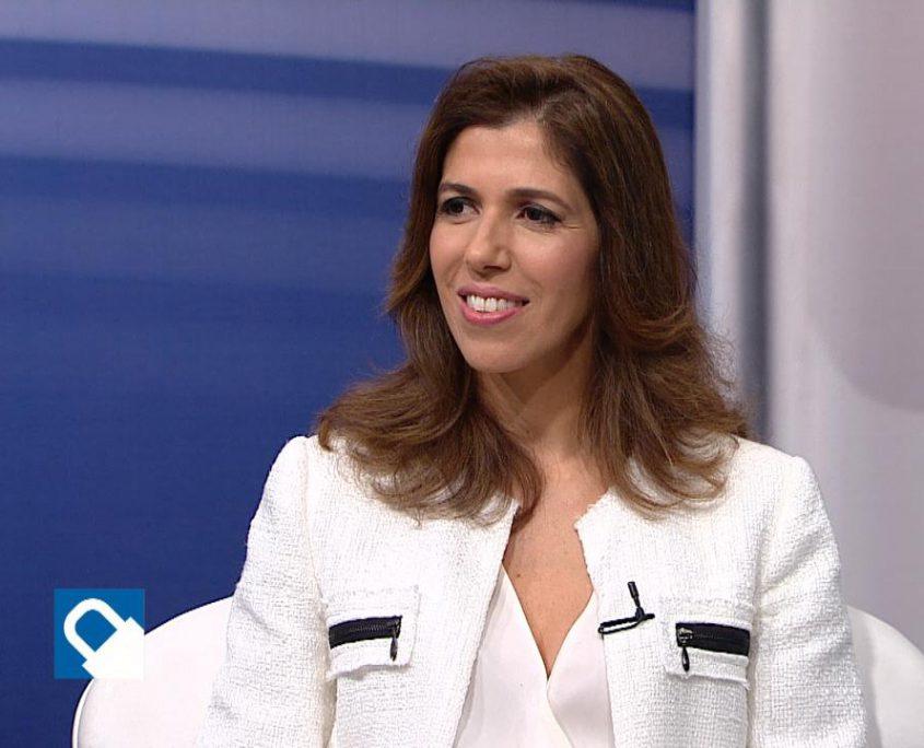 Marcia Cicarelli participou do Programa Seguro