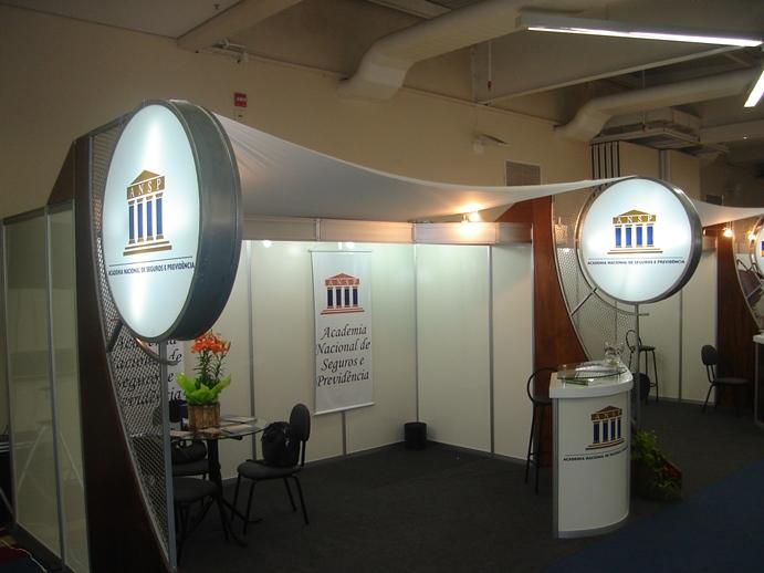 VII Seminário Internacional de Gerências de Riscos e Seguros- Stand ABGR 2007