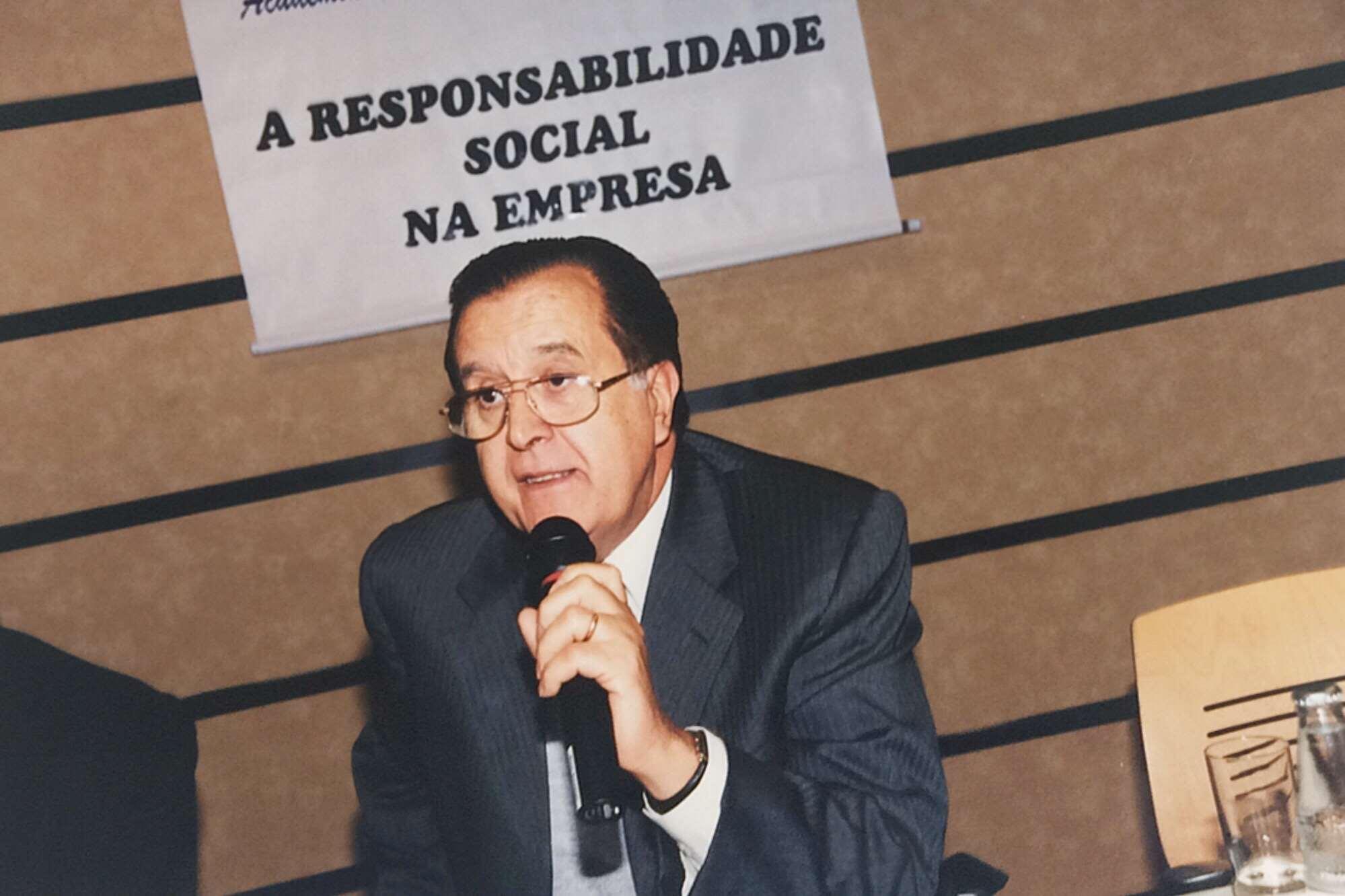 Palestra – A Responsabilidade Social na Empresa 1999