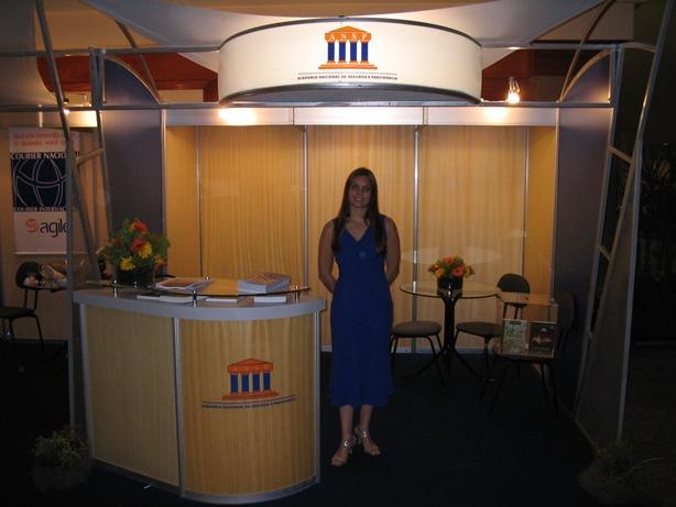 Stand ANSP ABGR – 2005
