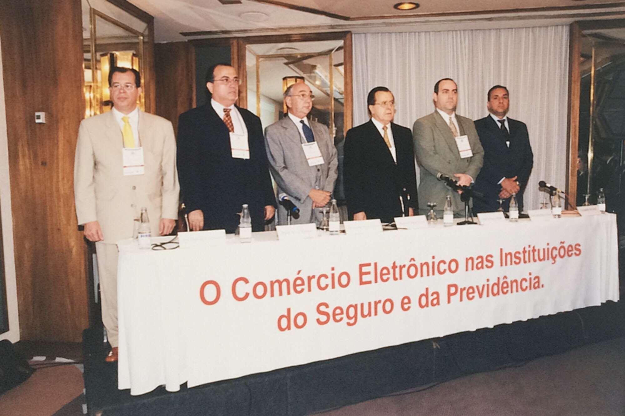 Seminário – O Comércio Eletrônico nas Instituições do Seguro e da Previdência  – Novembro 2000