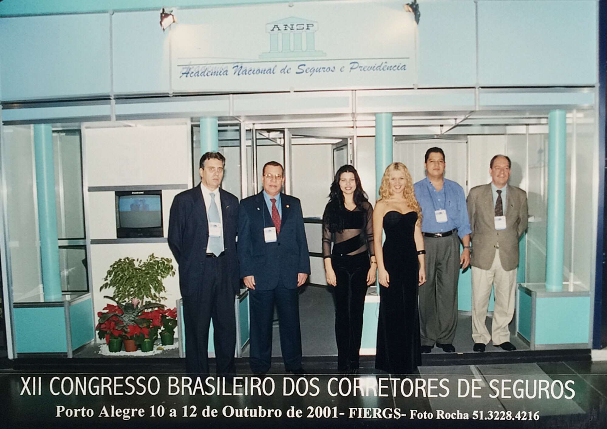 XII Congresso Brasileiro dos Corretores de Seguro – 2001