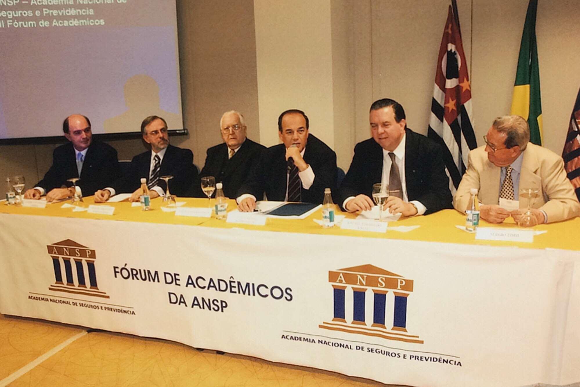 III Fórum de Acadêmicos – 2004