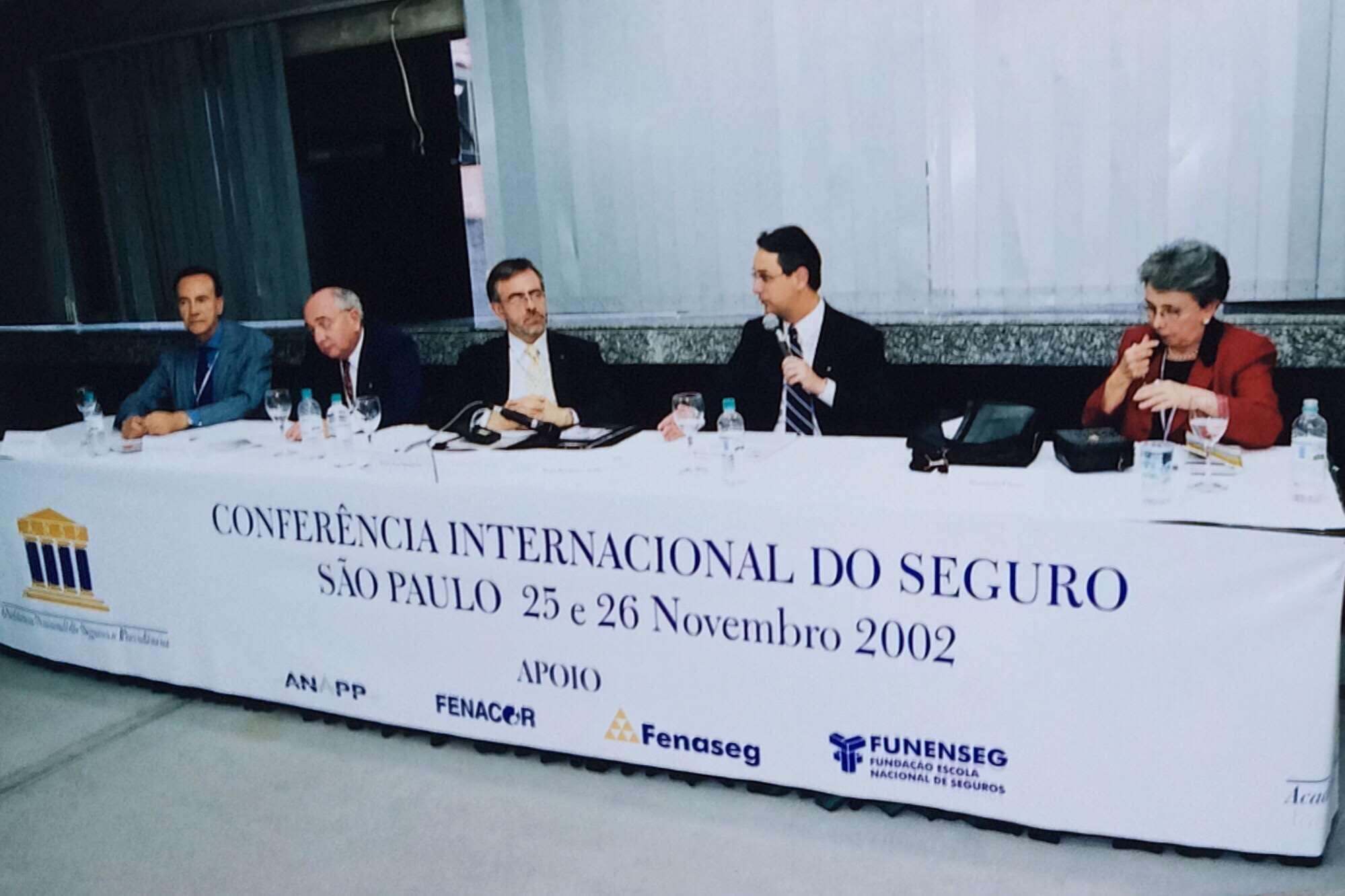 Conferência Internacional de Seguro – 2002