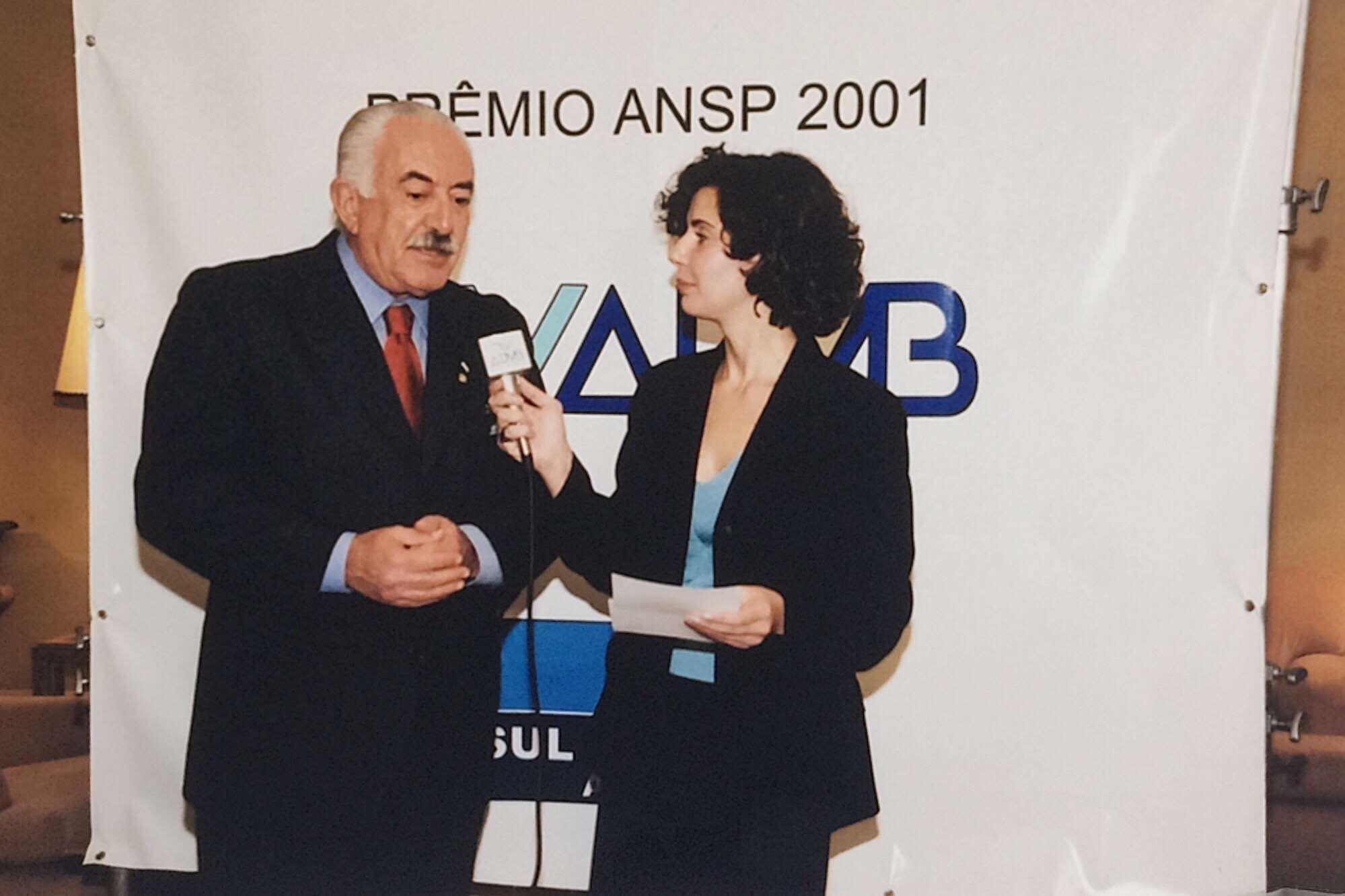 Prêmio ANSP 2001 – Troféu Seguros e Riscos