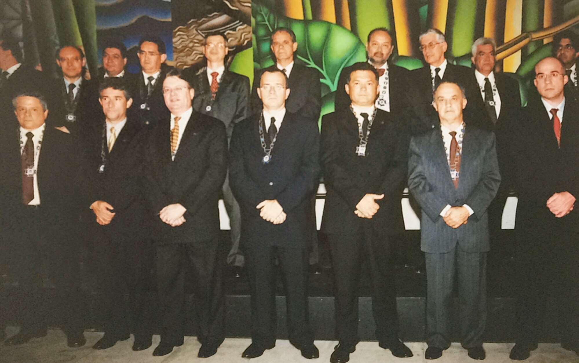 IV Encontro de Acadêmicos – Dezembro/2003