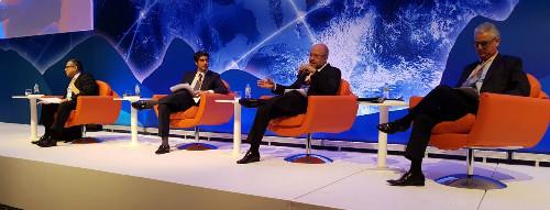 Presidente da ANSP participa do 6º Encontro de Resseguros no Rio de Janeiro