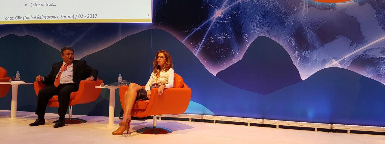 6º Encontro de Resseguros tem Diretora da ANSP como debatedora