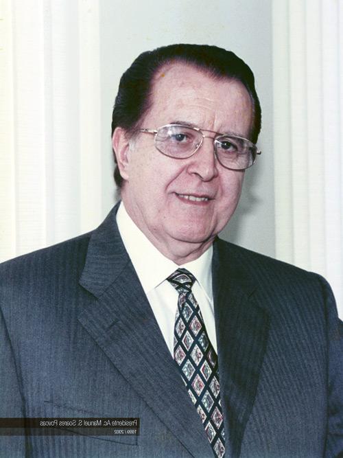Manuel Sebastião Soares Povoas