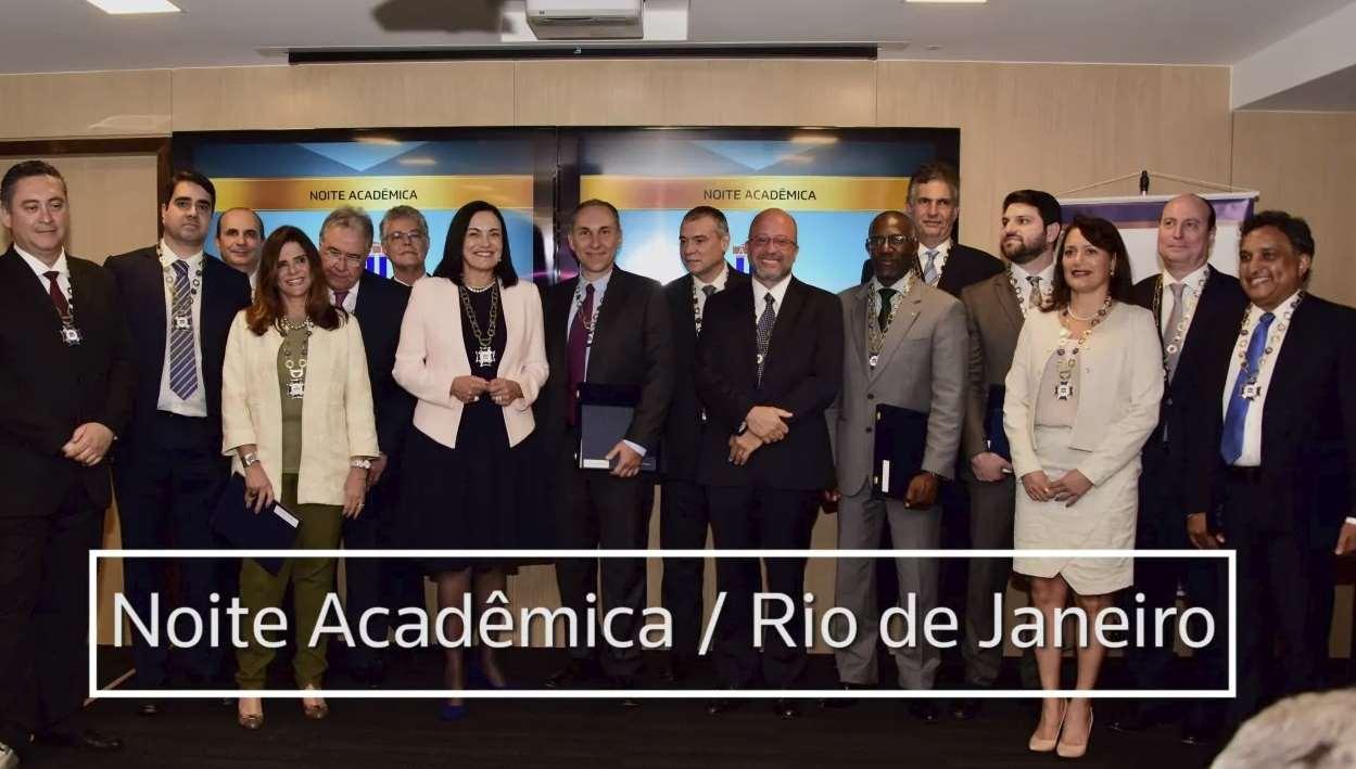 Melhores Momentos – Noite Acadêmica no Rio de Janeiro