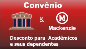 Convênio ANSP & Mackenzie