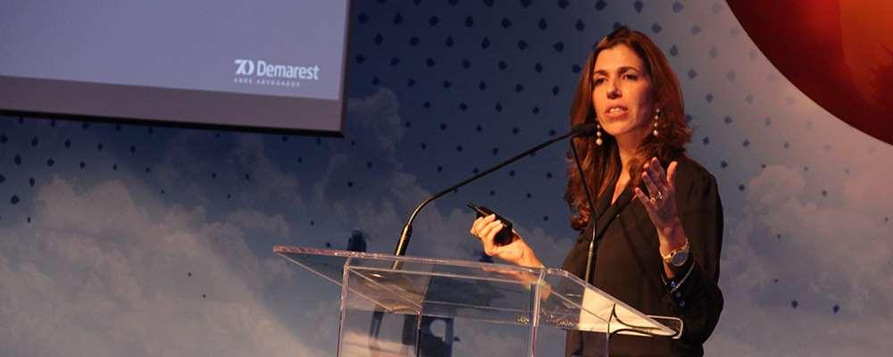 Marcia Cicarelli participa de 7º Encontro de Resseguro no Rio de Janeiro