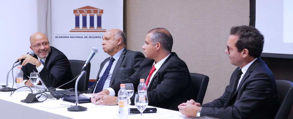 Princípios do seguro e temas polêmicos do STJ foi tema de evento da ANSP