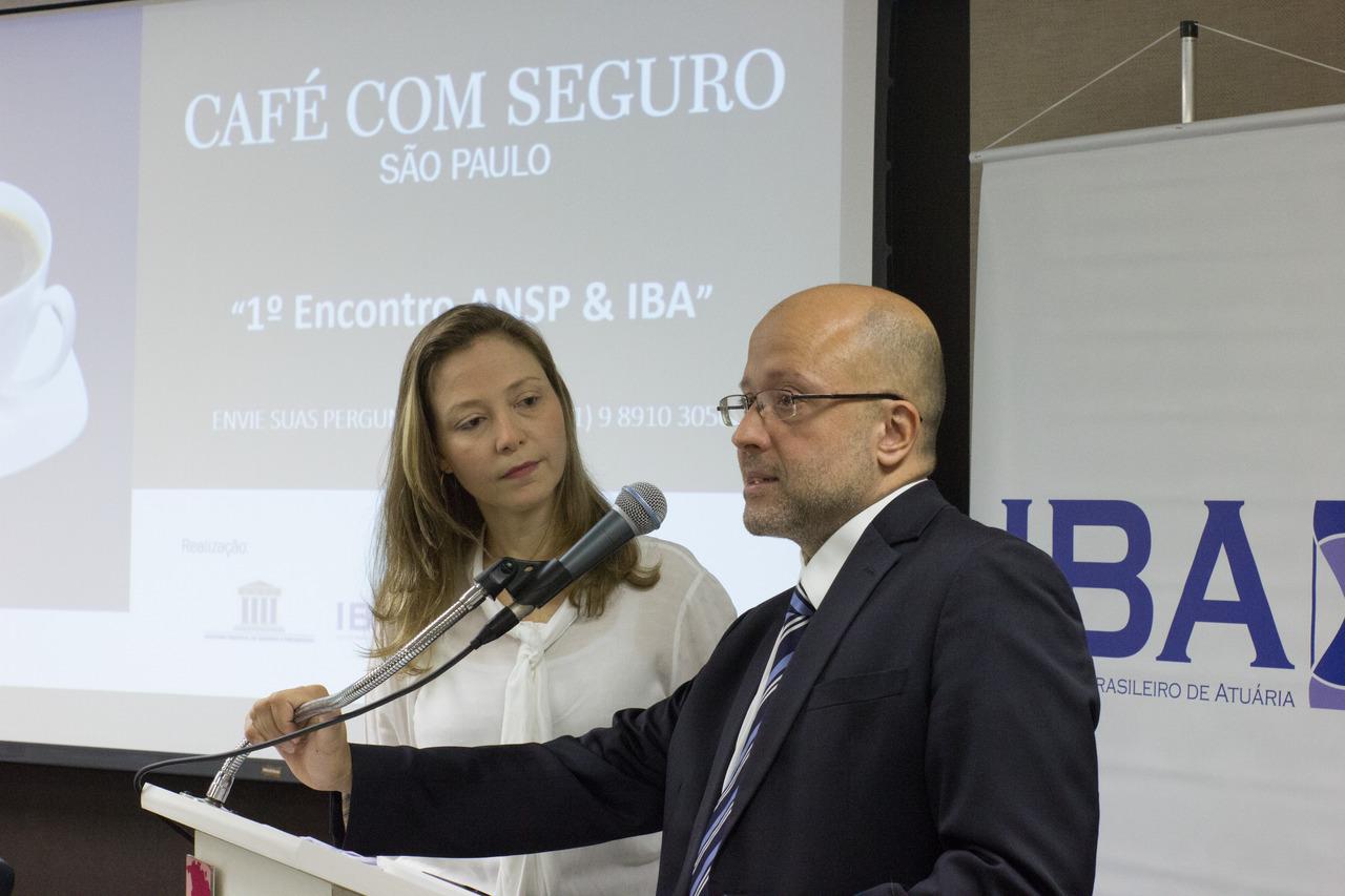 Café com Seguro – 1º Encontro ANSP e IBA