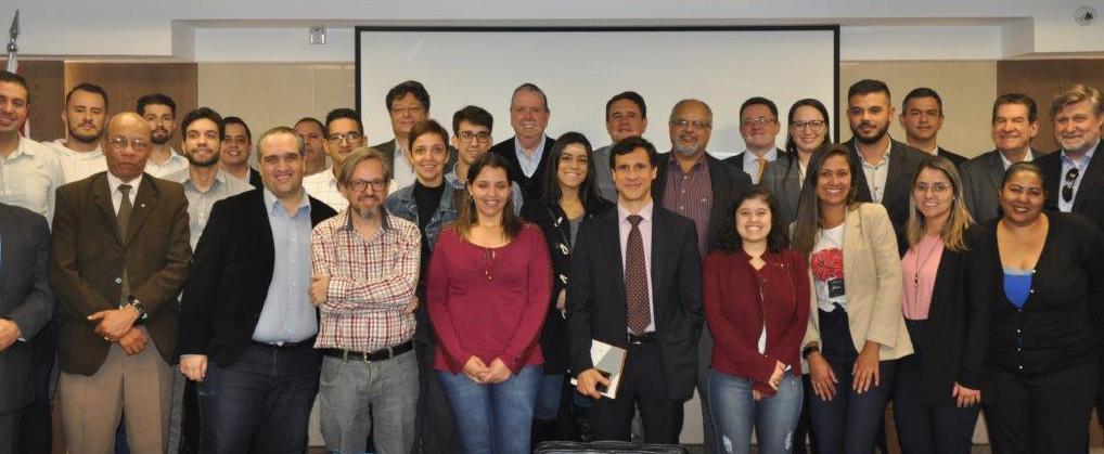 Acadêmicos da ANSP participam de Aula Magna em MBA da ENS