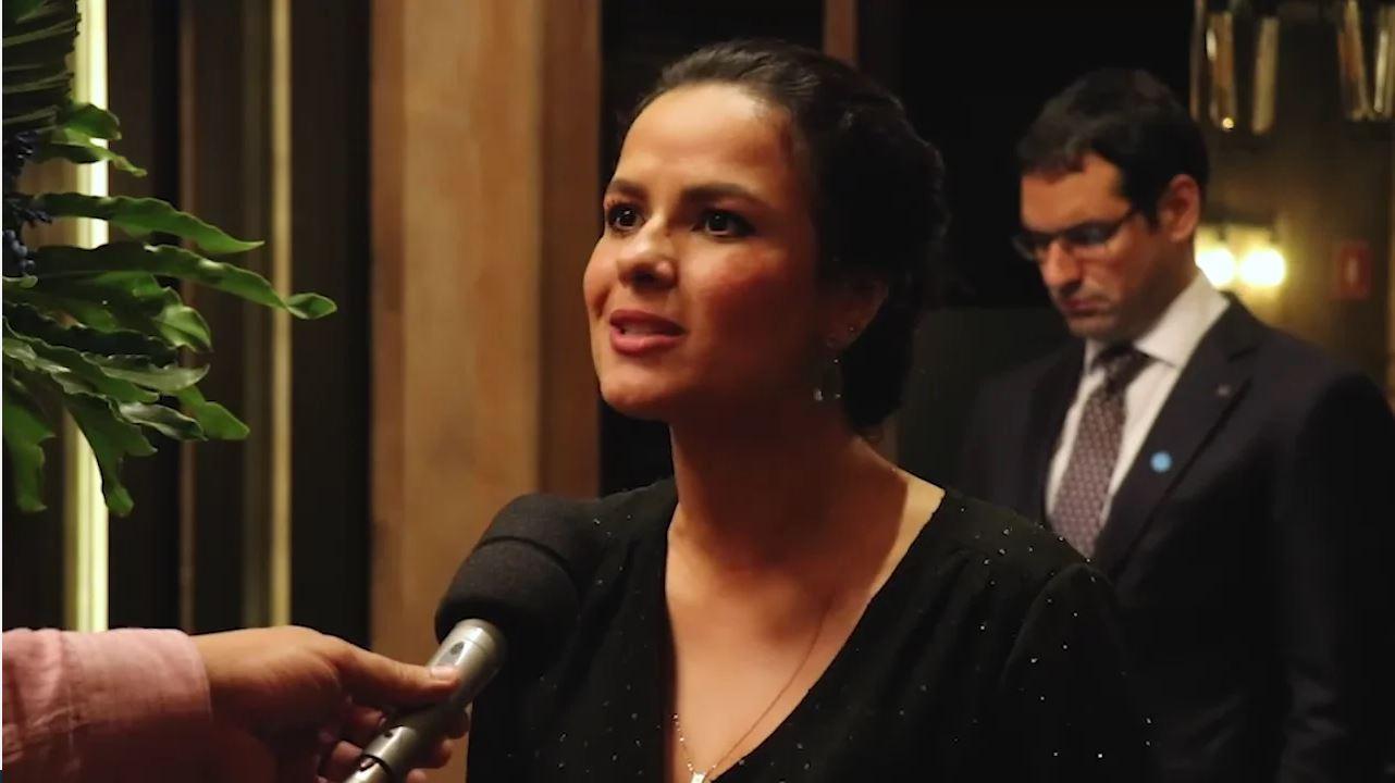 Ellen Oliveira l Noite Acadêmica 2019