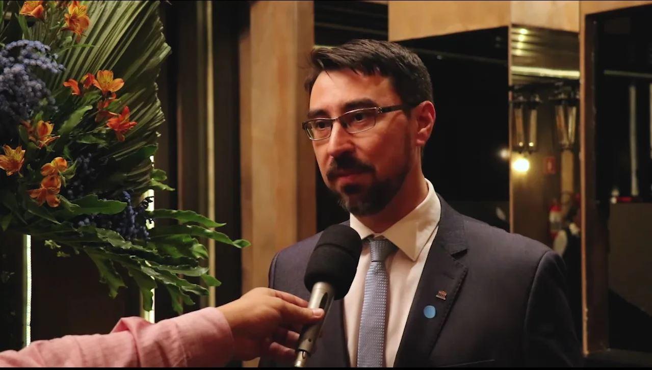 Edgar Silva Grassi l Noite Acadêmica 2019