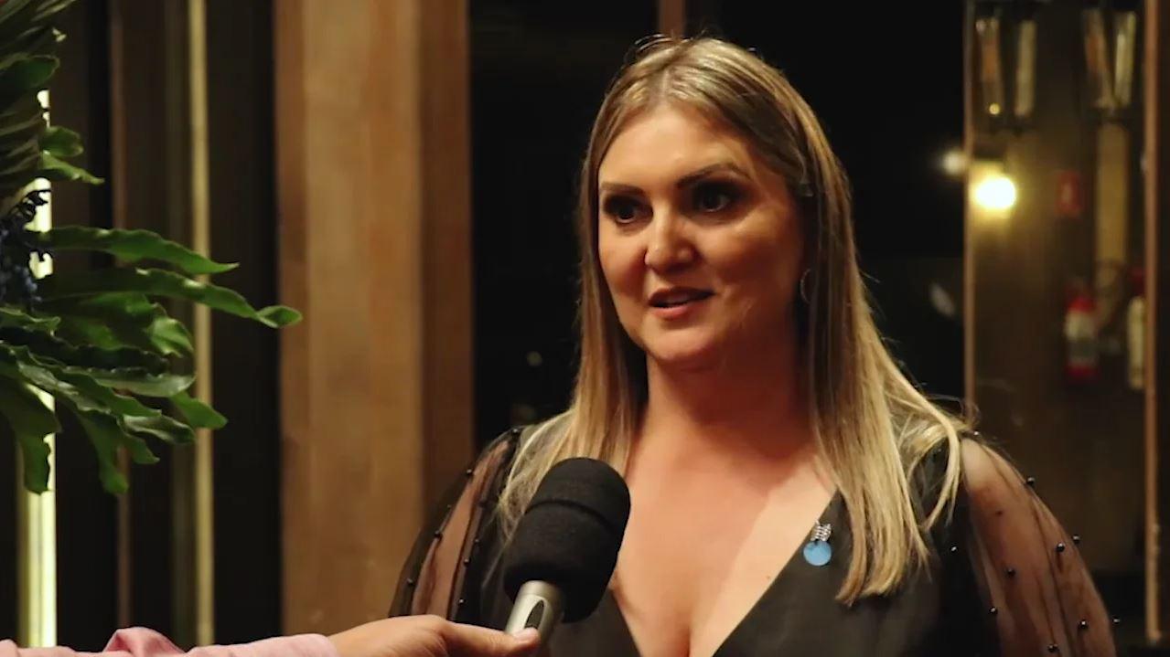 Sandra Regina Odeli l Noite Acadêmica 2019