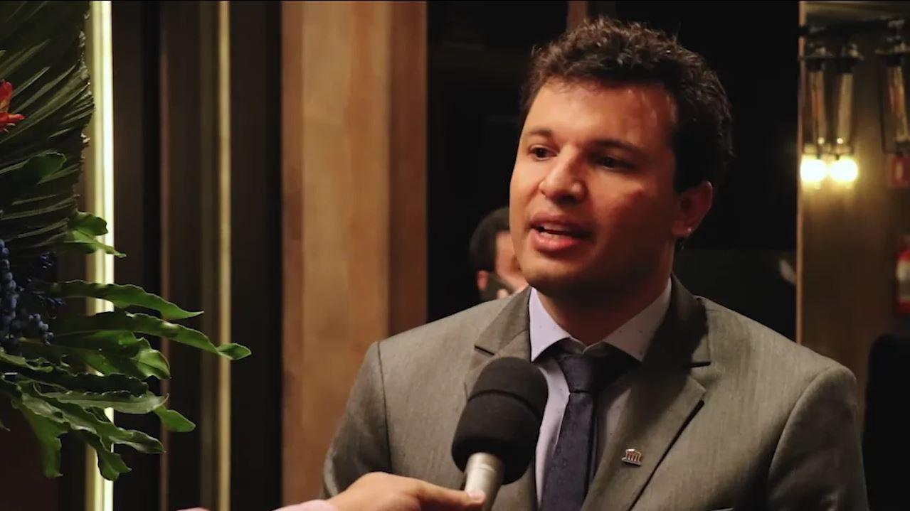 Reinaldo Antonio Gomes Marques l Noite Acadêmica 2019