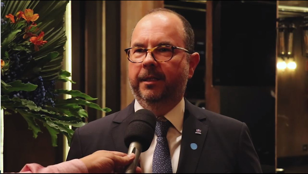 Álvaro Luiz Soares Trilho l Noite Acadêmica 2019