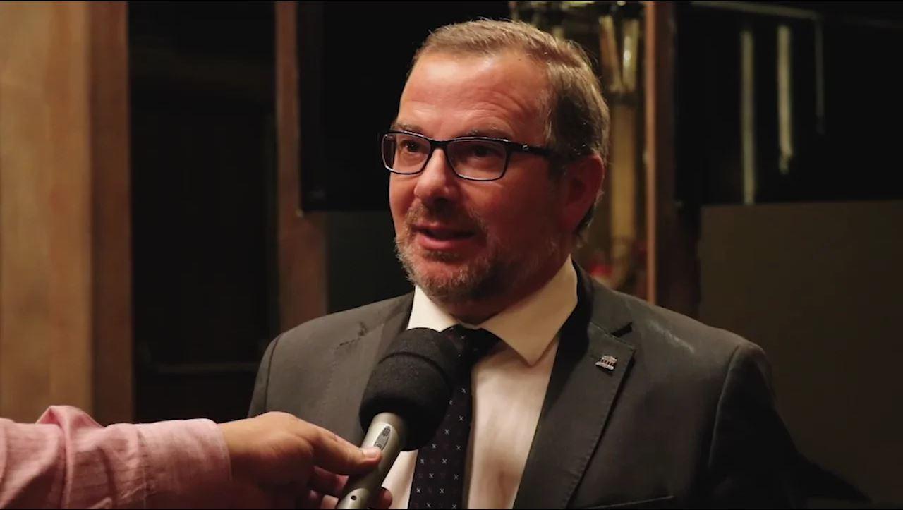 Márcio João Guerrero | Noite Acadêmica 2019