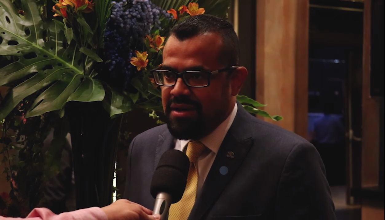 Anderson Gomes Ferreira da Silva l Noite Acadêmica 2019
