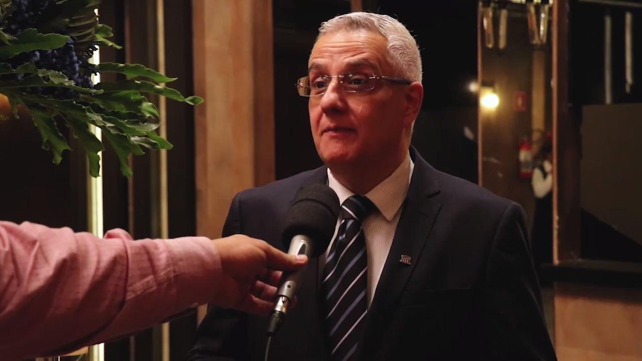 Antônio Carlos Camano l Noite Acadêmica 2019
