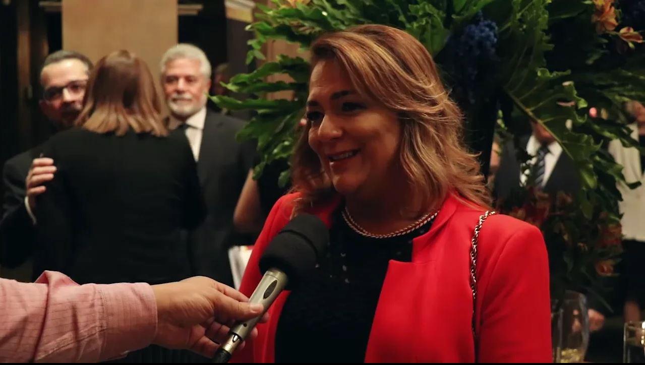 Cristina dos Santos Domingues l Noite Acadêmica 2019