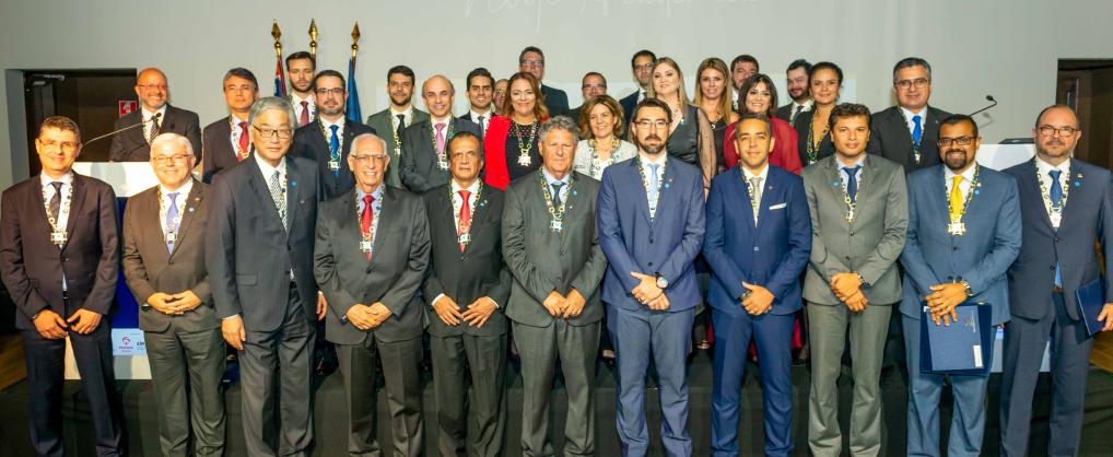 ANSP realiza Noite Acadêmica com posse de 30 novos Acadêmicos