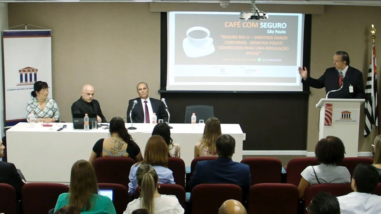 Íntegra – Café com Seguro: SEGURO RCF-V – Sinistros danos Corporais