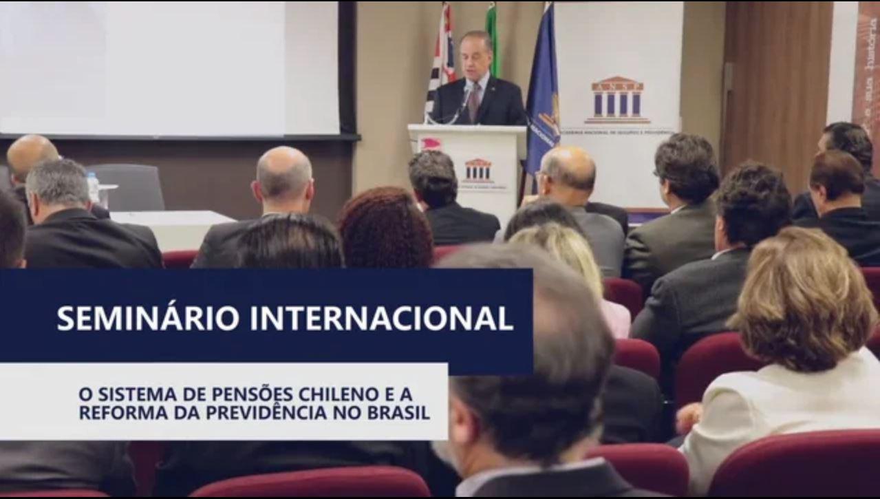 Íntegra – Seminário Internacional