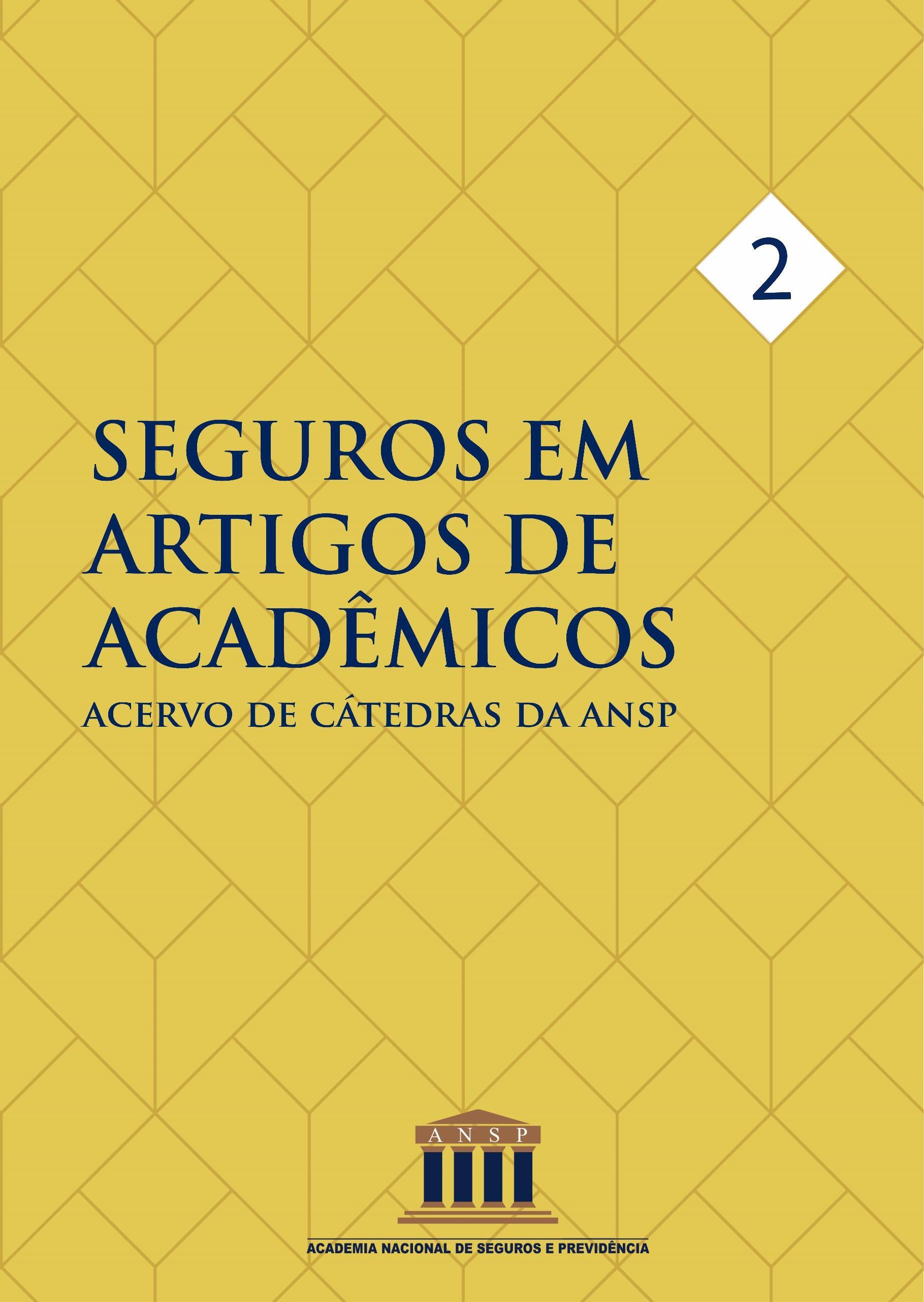 Seguros em Artigos de Acadêmicos – 2ª edição