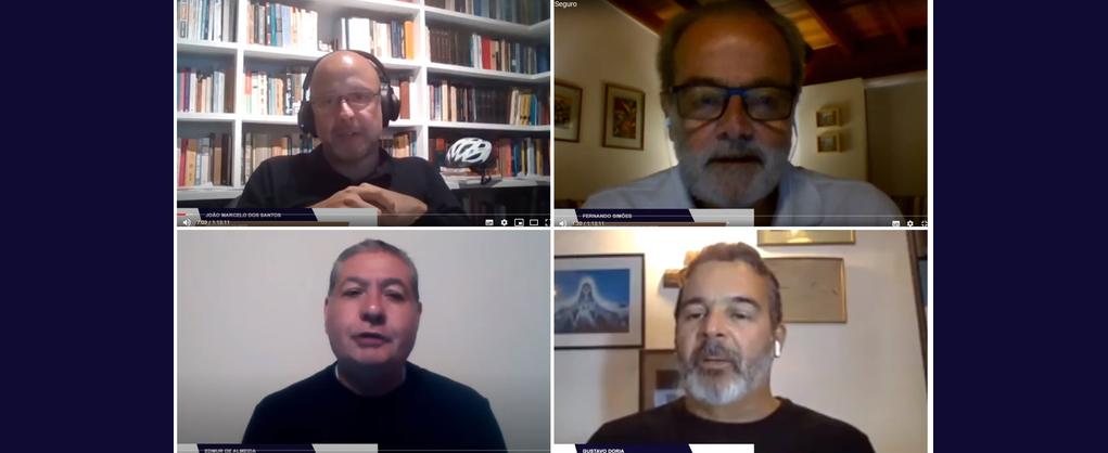 Café com Seguro Live abordou Inovação e Seguro