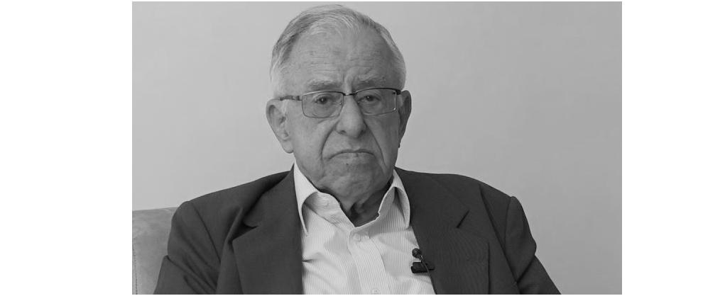 Nota de Falecimento – Acadêmico Alberto Oswaldo Continentino de Araújo