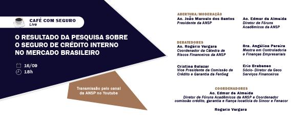 Café com Seguro Live l 16/09 às 18