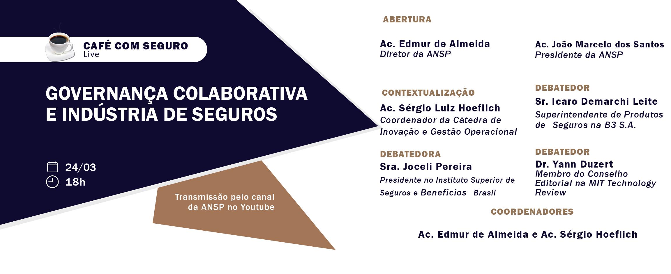 Governança Colaborativa e Indústria de Seguros